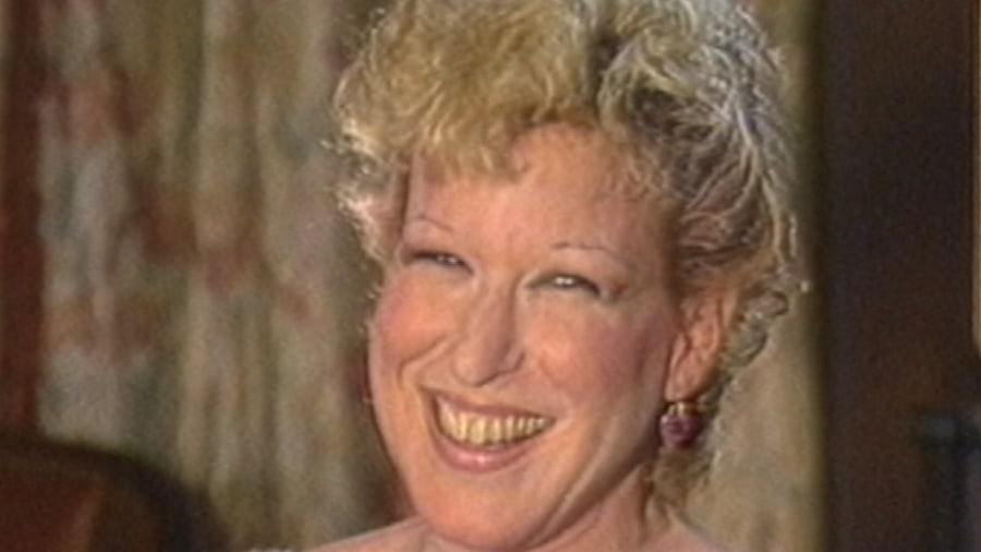 bette midler mr. rockefeller