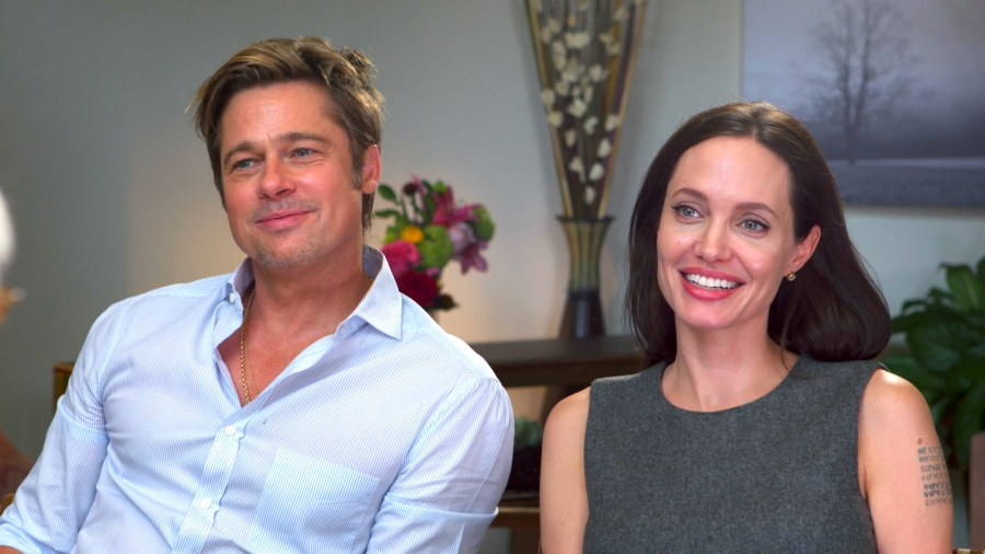 Brad Pitt, Angelina Jo...