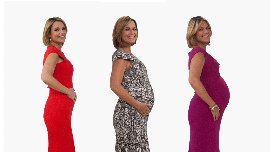 Savannah Guthrie Reveals She S Pregnant With Second Baby
