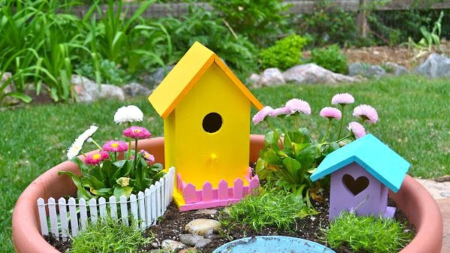 9 Enchanting Fairy Gardens To Build With Your Kids   TODAY.com