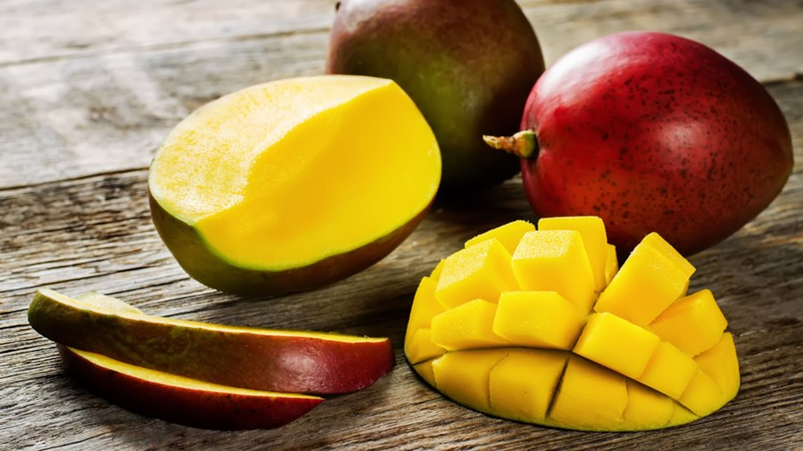 How to shop for cut and prep mangoes plus a mango salad today ccuart Choice Image