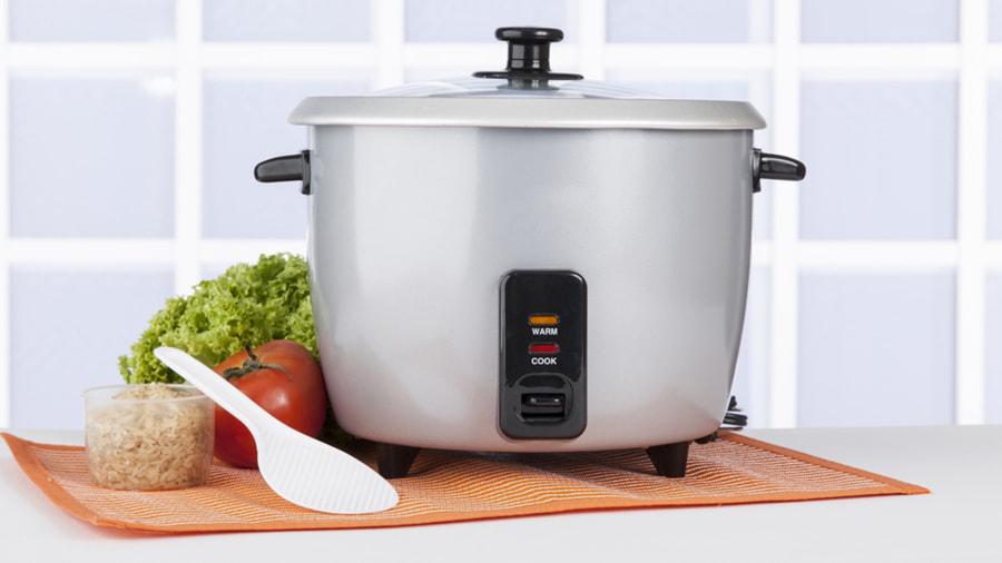 How to use hamilton beach rice cooker manual