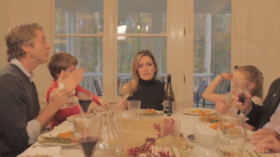 Thanksgiving Stress Meets Its Match In Catchy Song Parody
