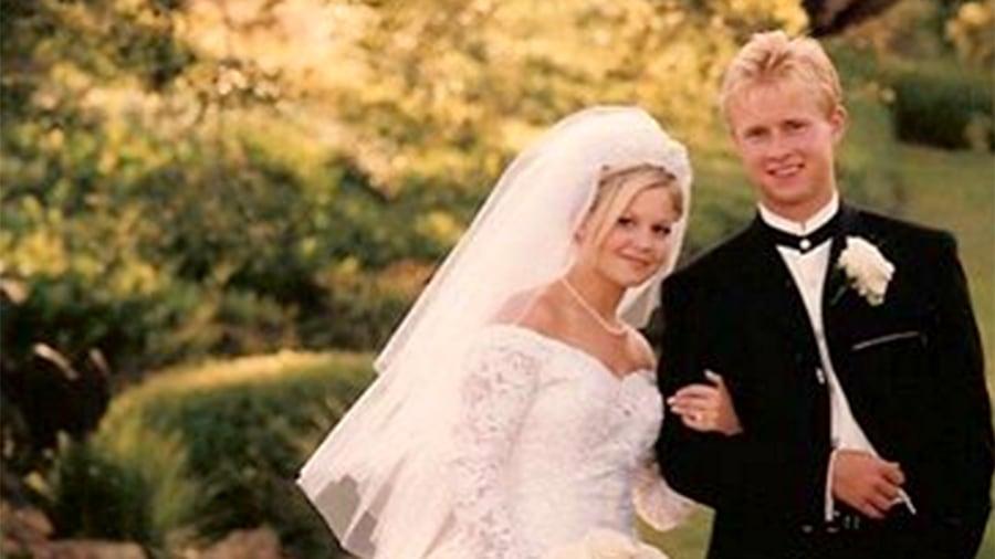 Candace Cameron Wedding Dress