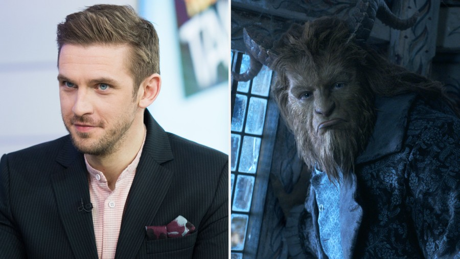 Dan Stevens Reveals Beastly Process Behind Beauty And The Beast Transformation On TODAY