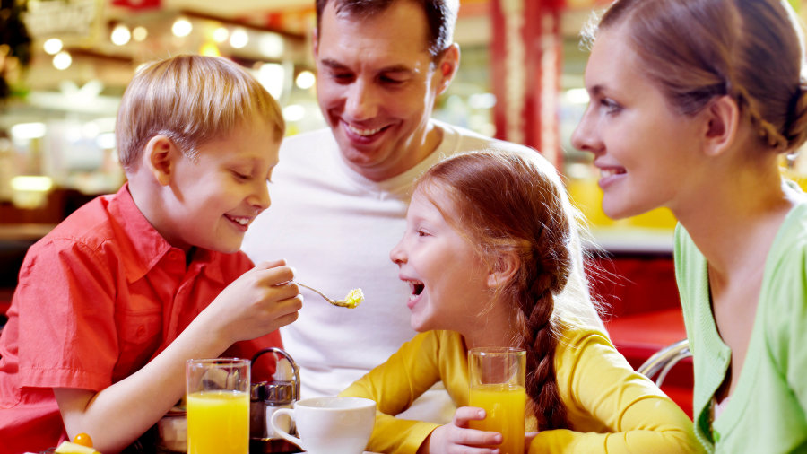 Restaurants Where Kids Can Eat Free