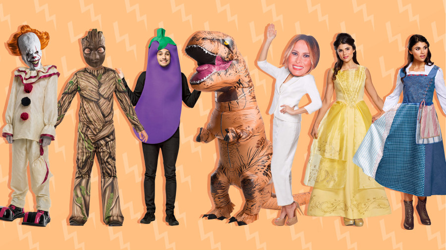 these are the best pop culture halloween costumes for 2017 todaycom - Halloween Pop Culture
