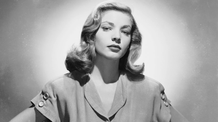 66dfc00dac58 Style icon Lauren Bacall mastered seductive elegance - TODAY.com
