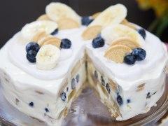 Today Recipes No Bake Blueberry Banana Icebox Cake Recipe T