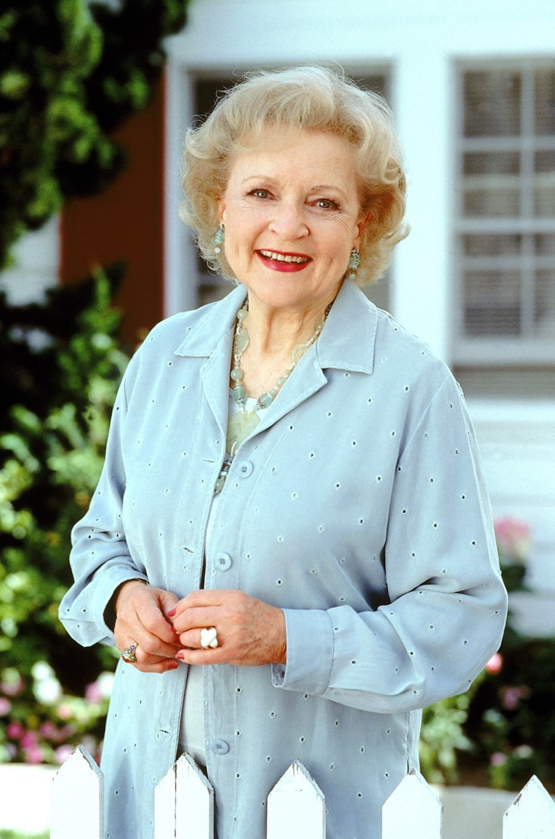 betty white - photo #16