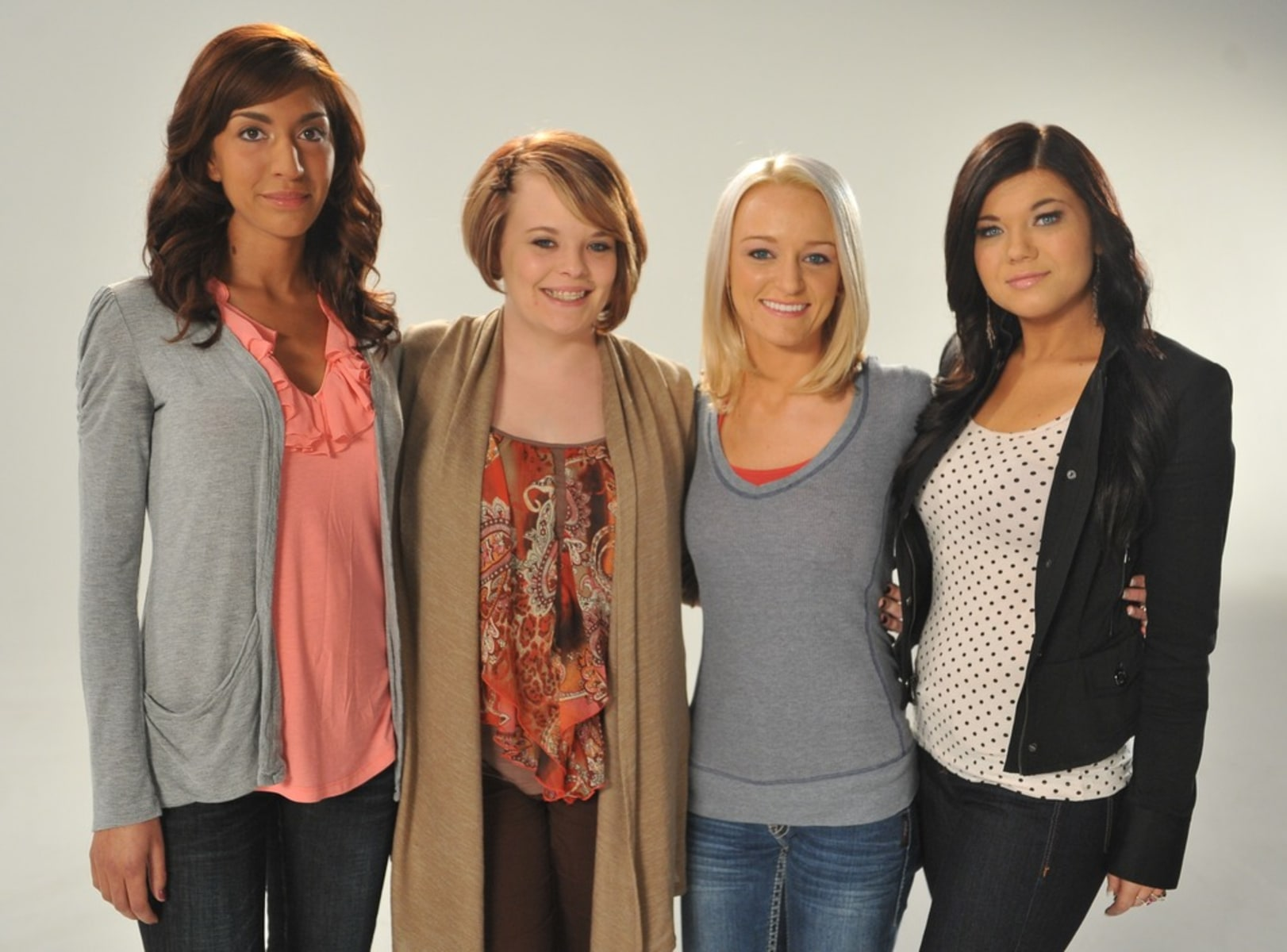 "Image: Cast of ""Teen Mom"""