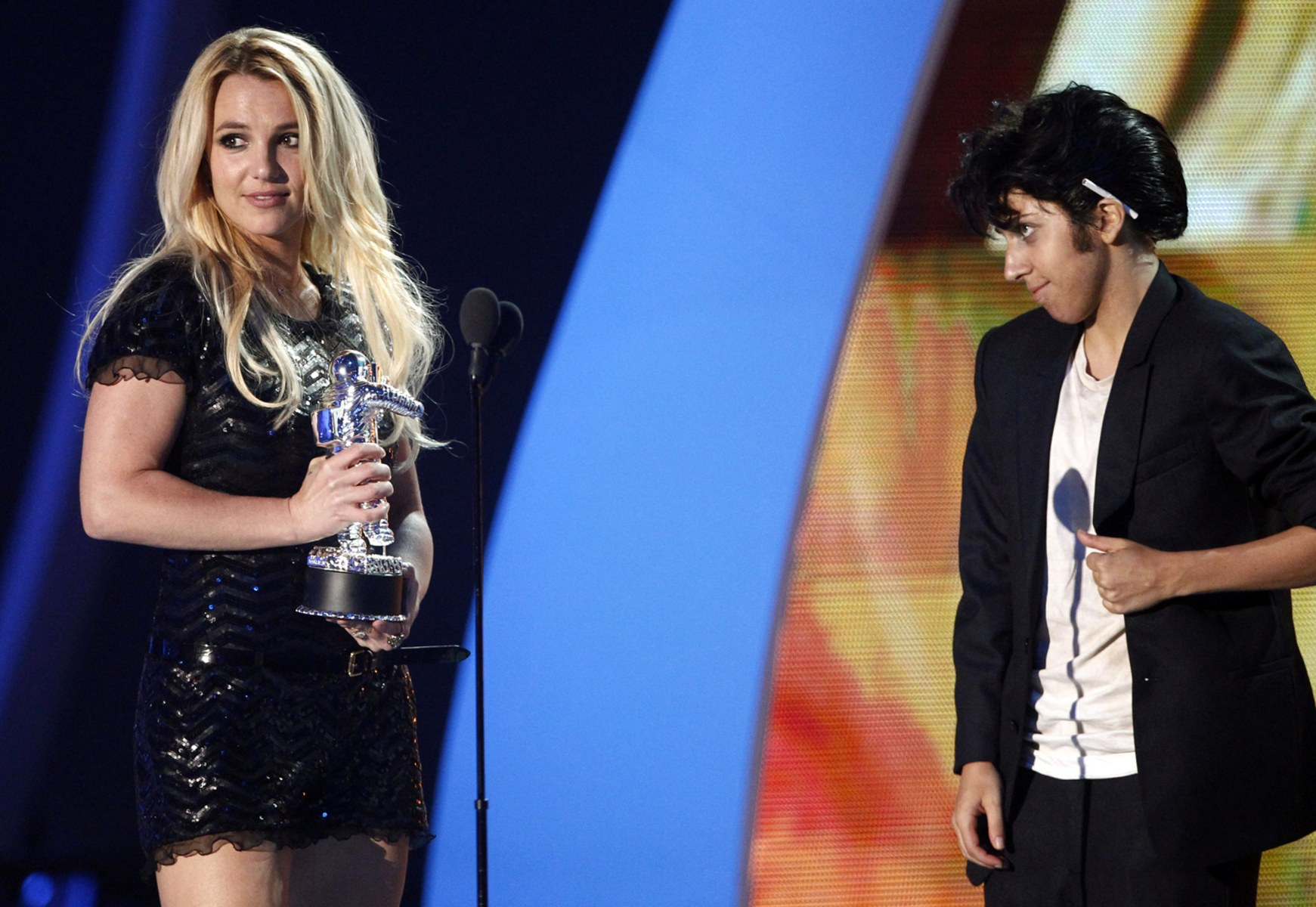 Image: Lady Gaga, Britney Spears