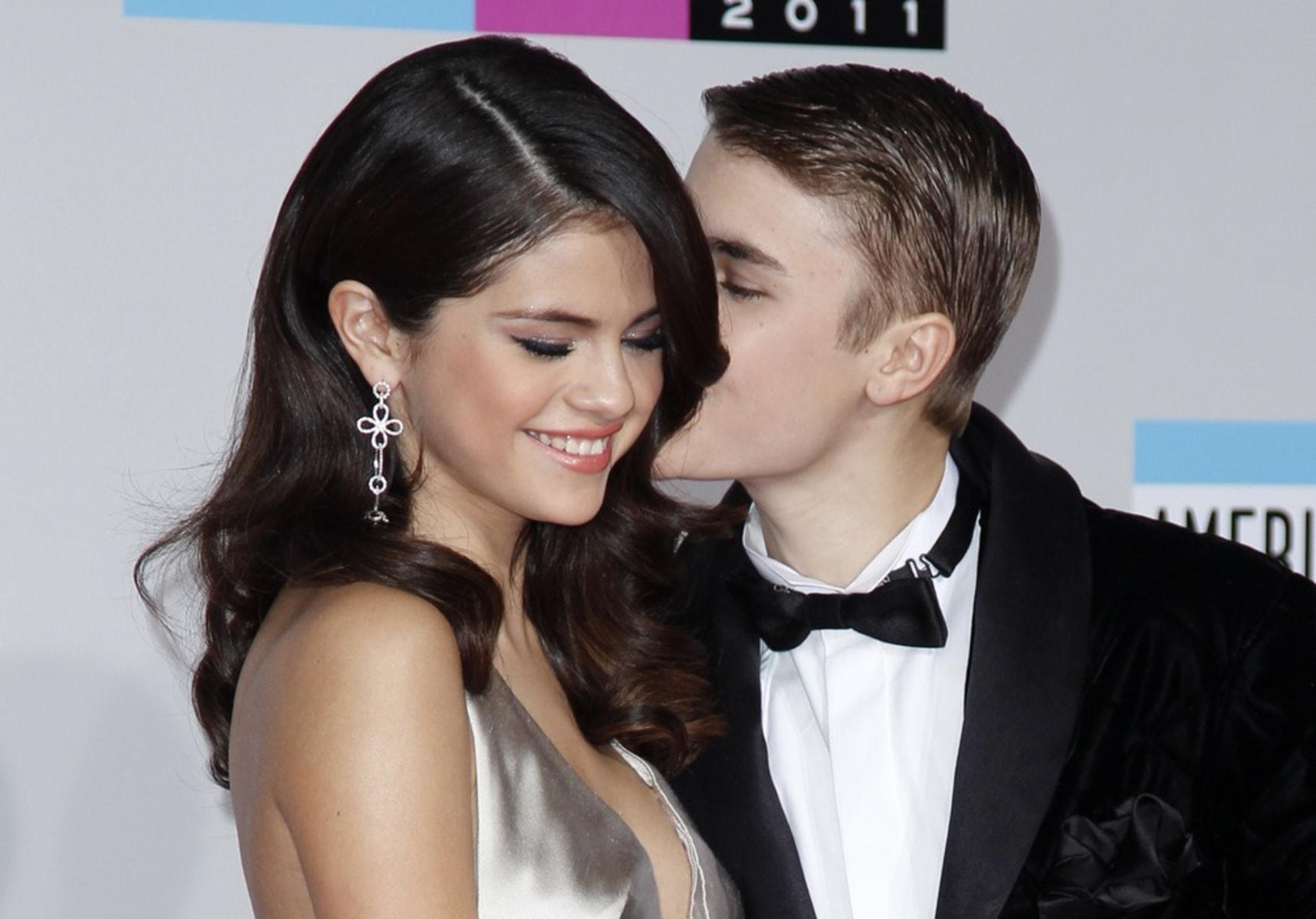 Image: Justin Bieber, Selena Gomez