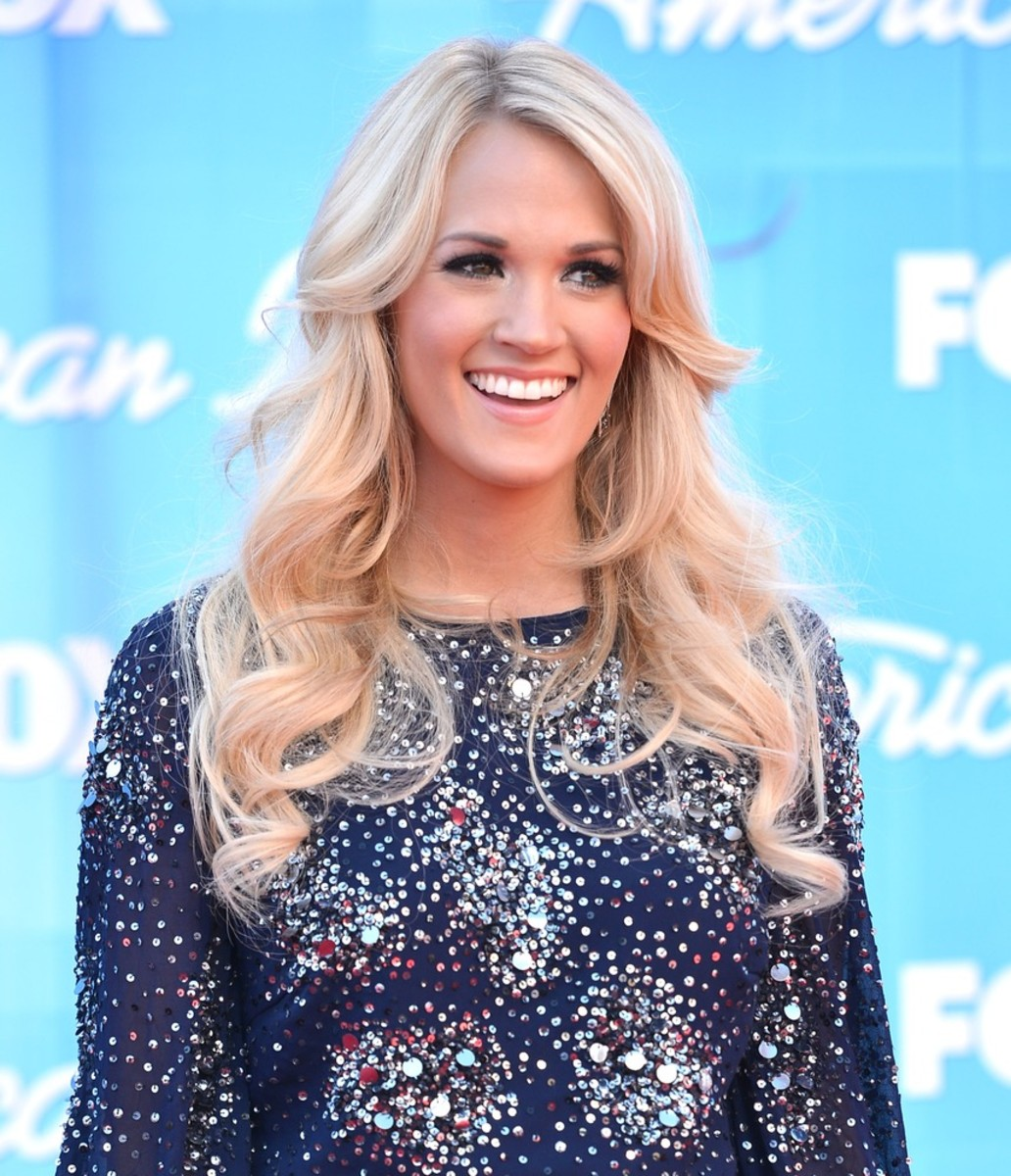 "Image: Fox's ""American Idol 2012"" Finale - Results Show - Arrivals"