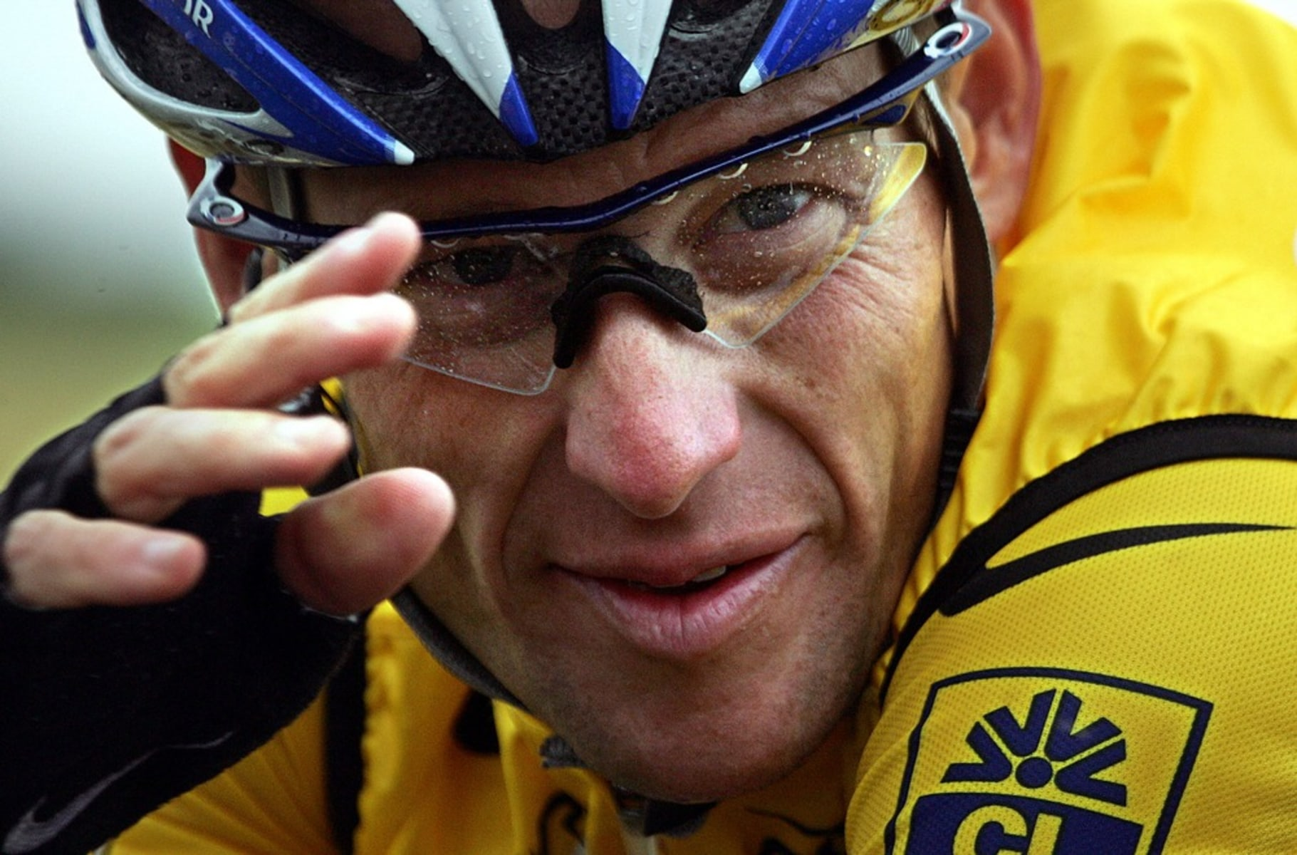Image: CYCLING-USA-ARMSTRONG-FILES