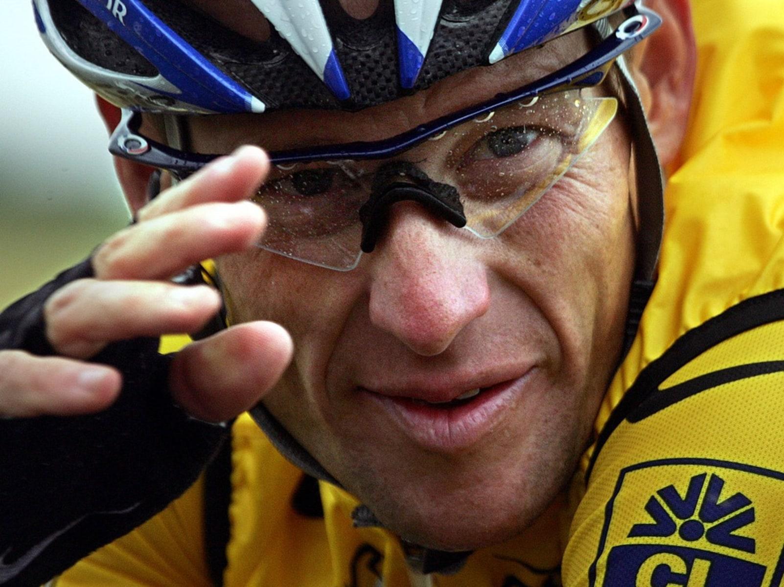 Image: CYCLING-USA-ARMSTRONG-FILES