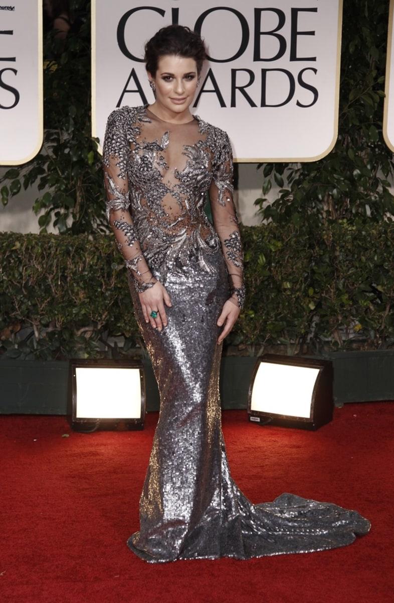 Image: Lea Michele