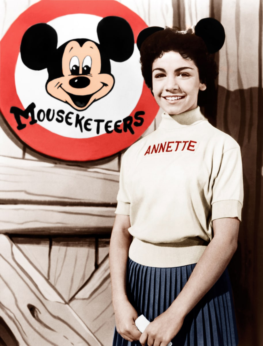 Annette Funicello, beloved Mouseketeer, dies at 70 - TODAY.com