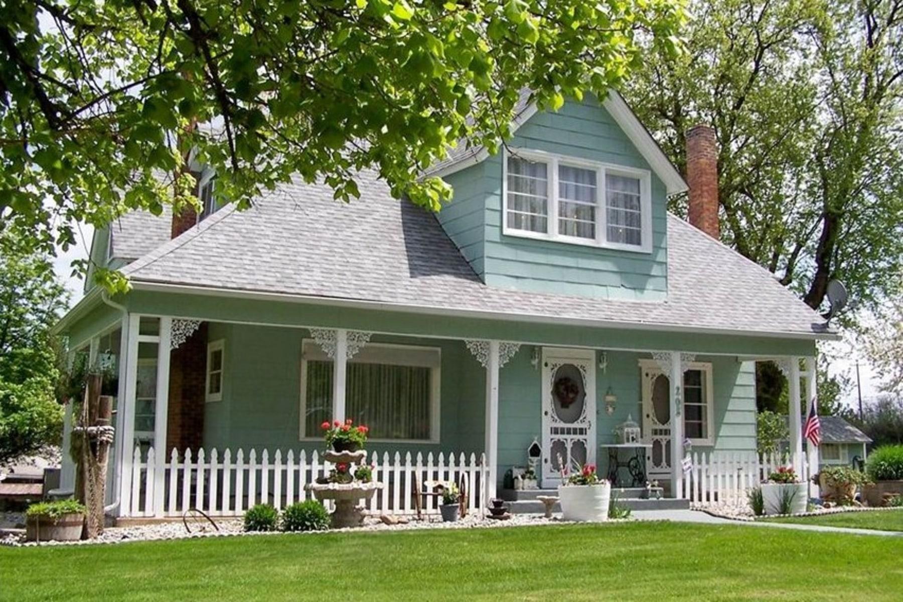 Image: Washington home