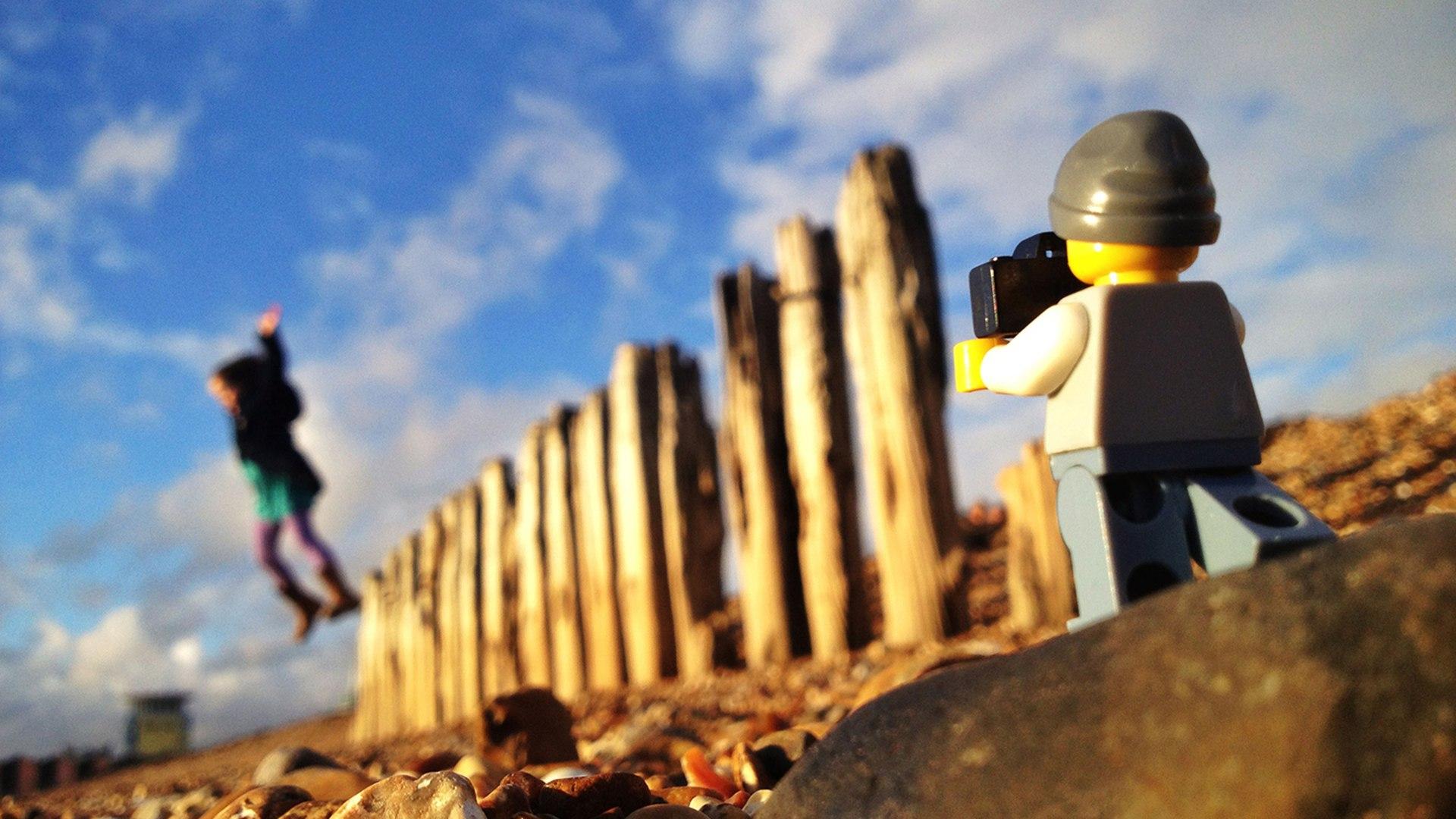 365 Days of Legographer