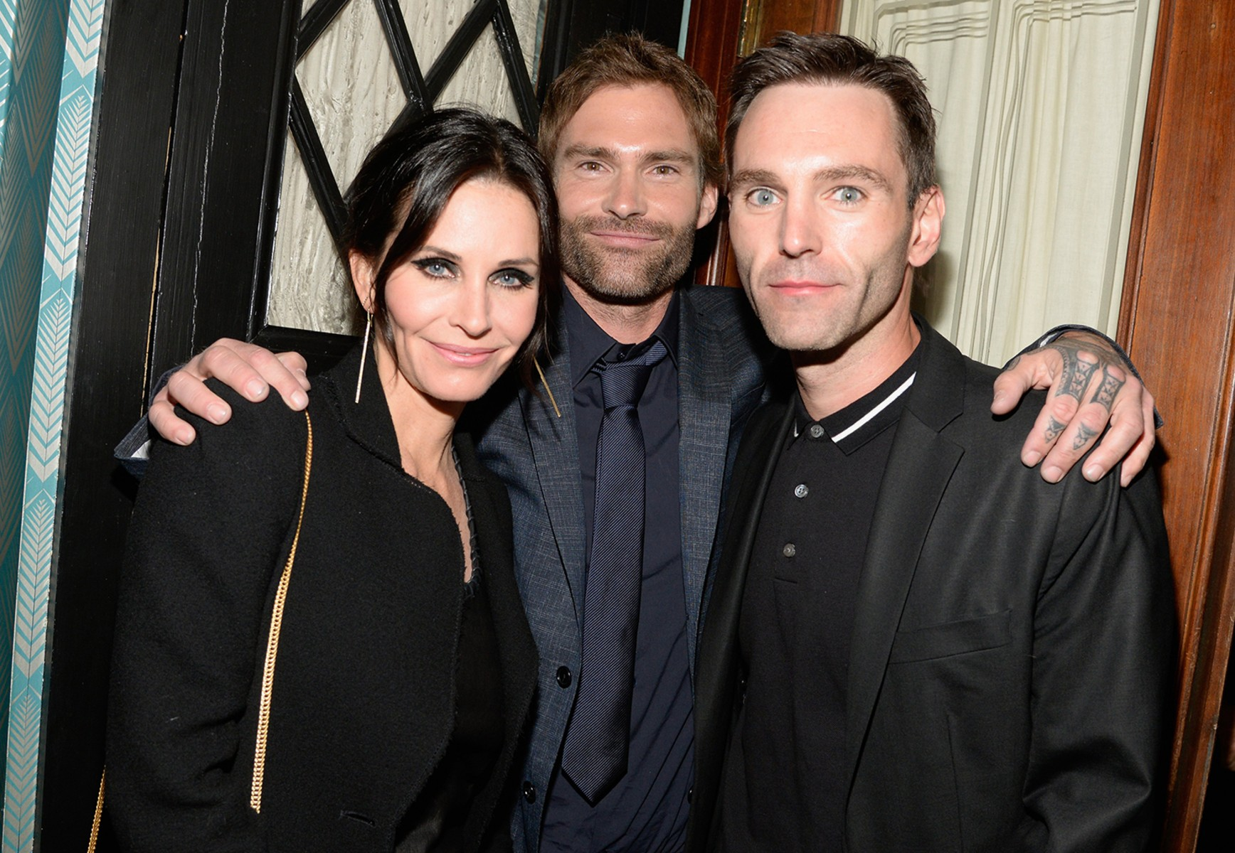 "Image: Official After Party For Courteney Cox's Directorial Debut, ""Just Before I Go"" Hosted By BOMBAY SAPPHIRE Gin"