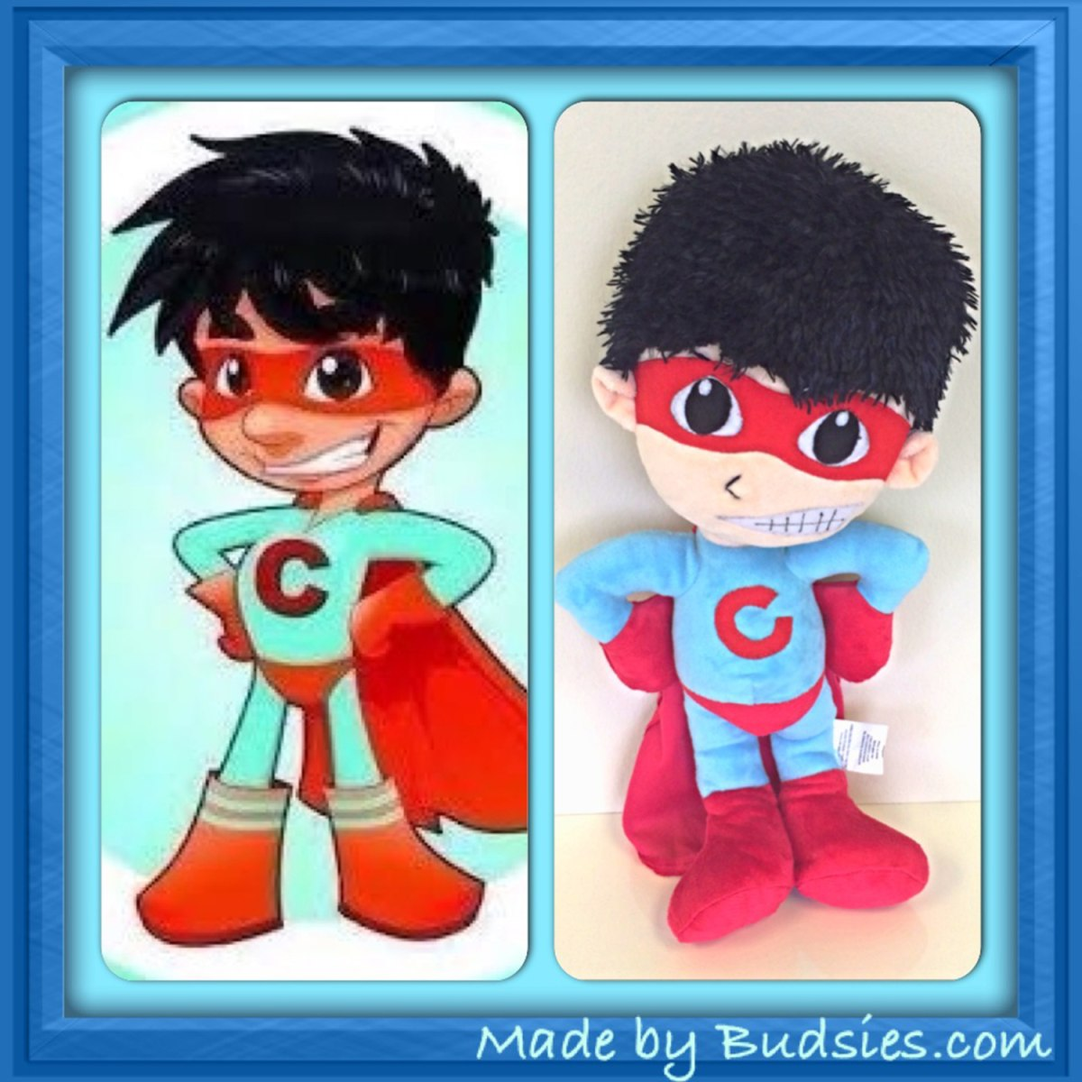 Kids Original Sketches Become Cherished Plush Toys