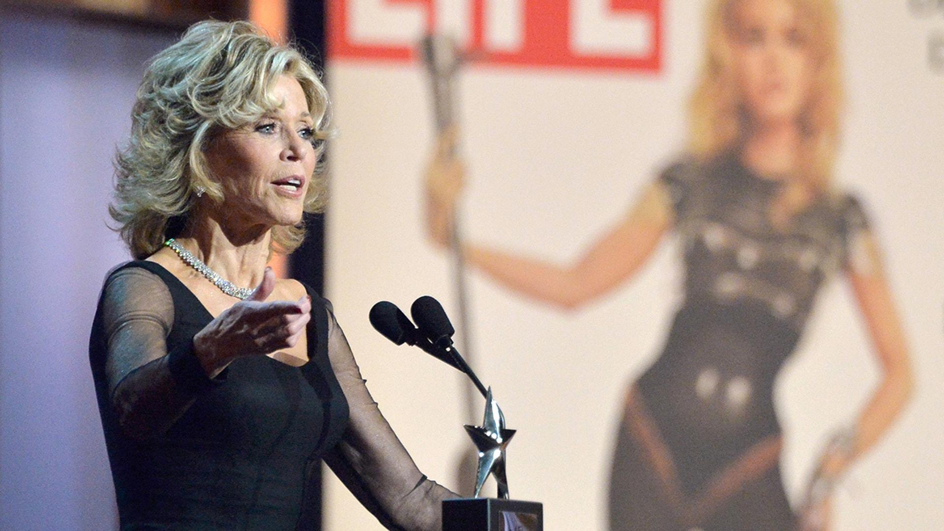 Image: 42nd AFI Life Achievement Award Honoring Jane Fonda - Show