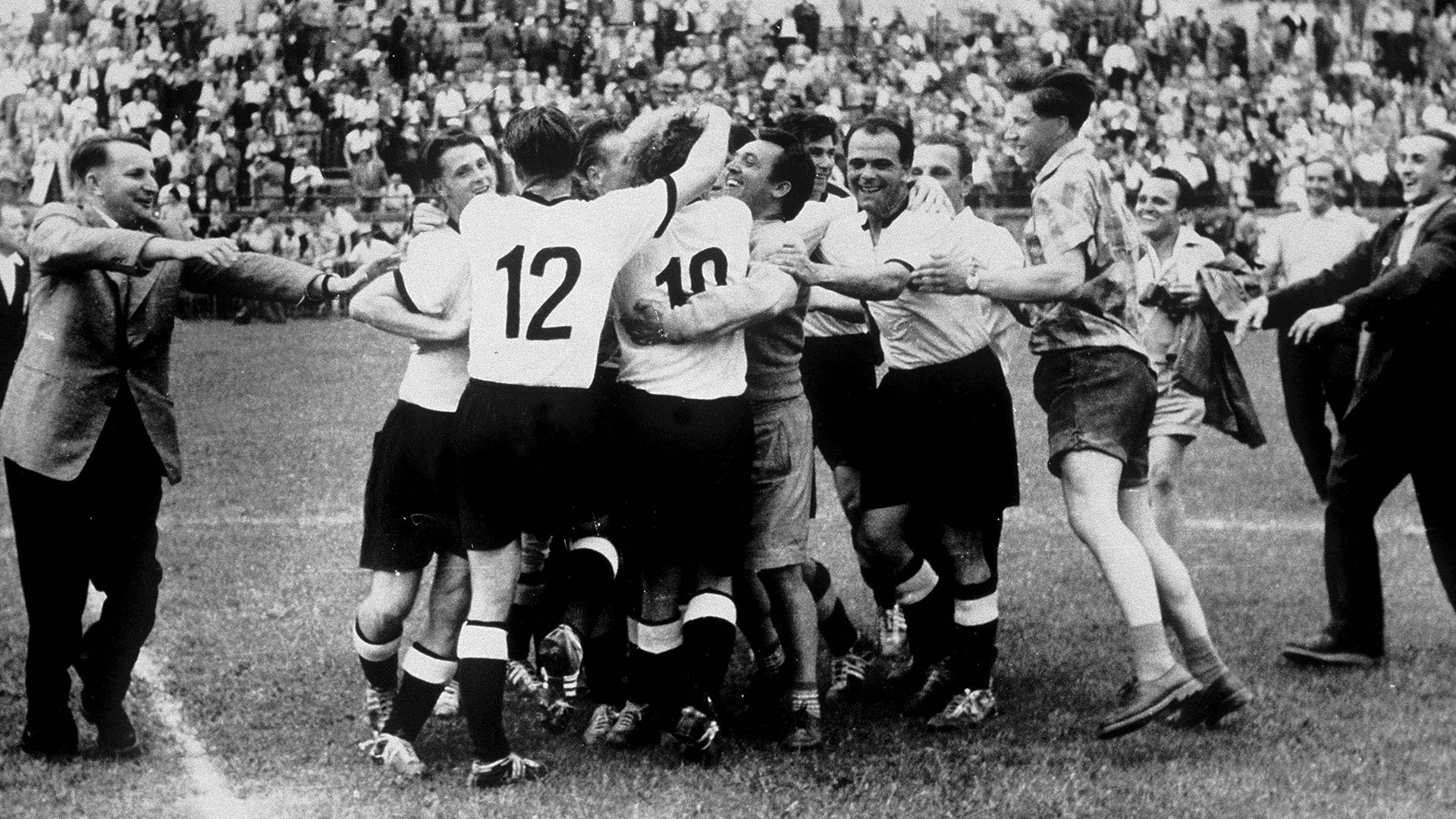 DEU: FIFA World Cup 1954