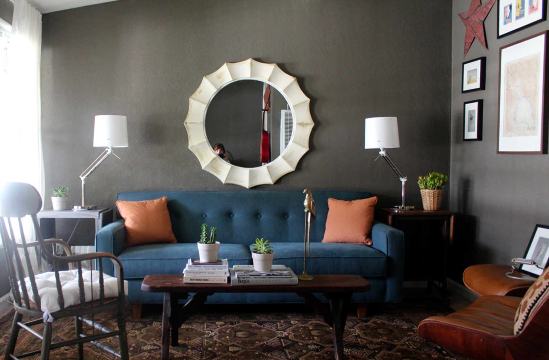 Interior decorating before and after photos - Homes