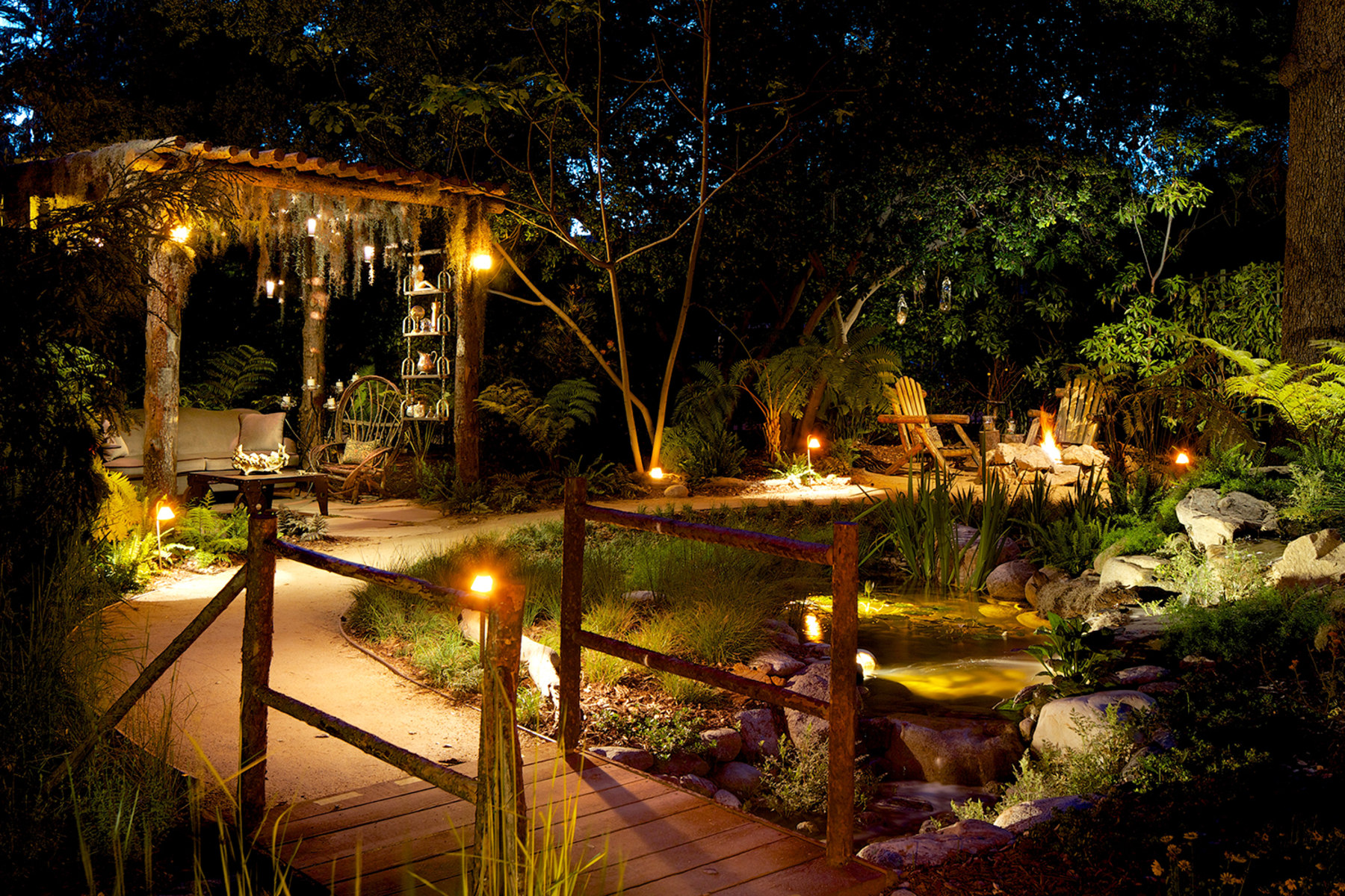 we would trade our backyards for any of these 17 dreamy outdoor