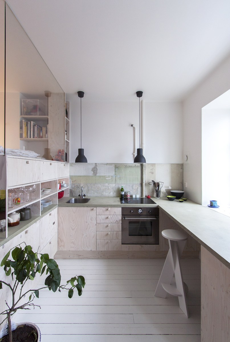 ... after pics: Storage room transforms into studio apartment - TODAY.com