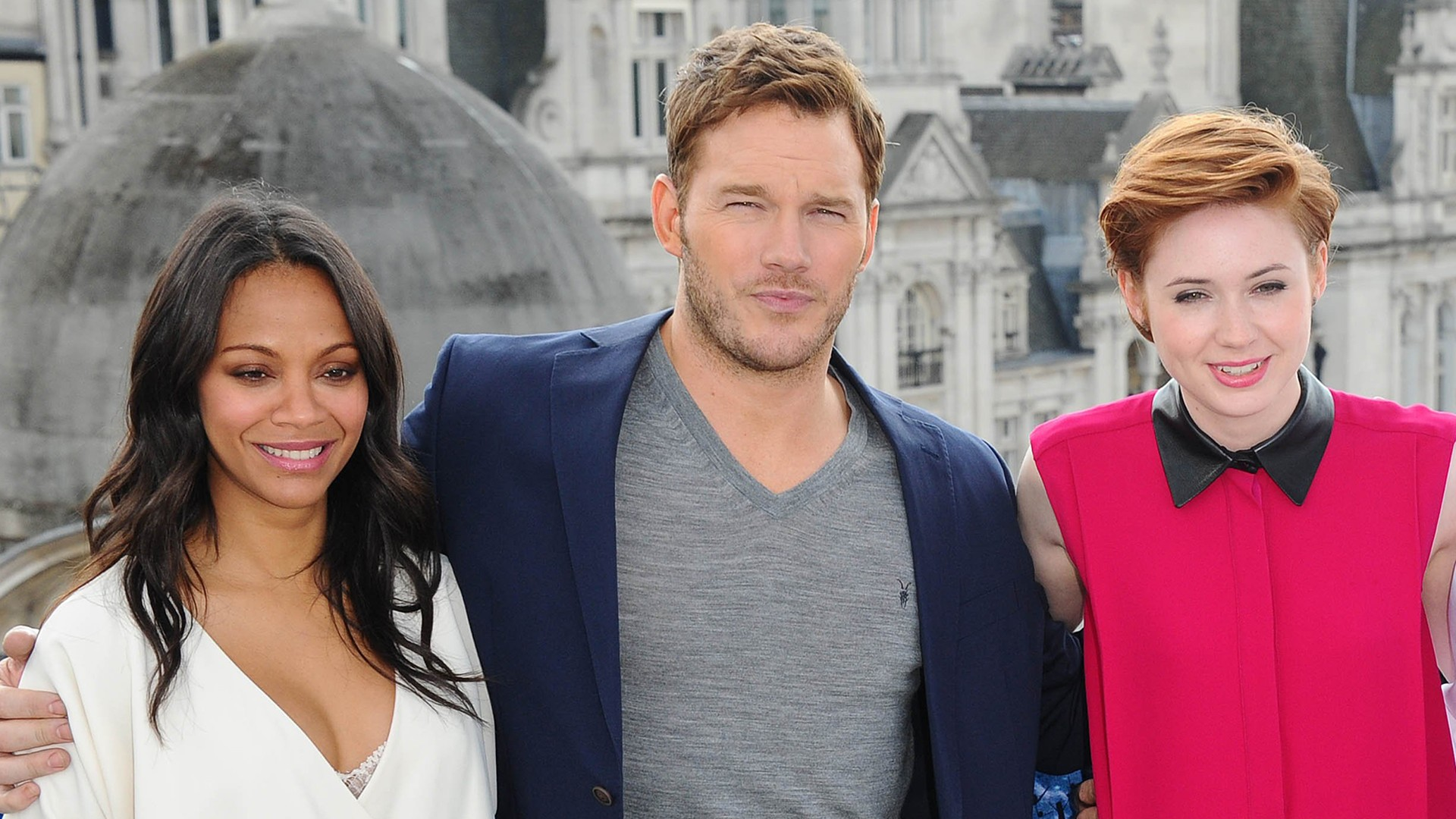 "Image: ""Guardians Of The Galaxy"" - Photocall"