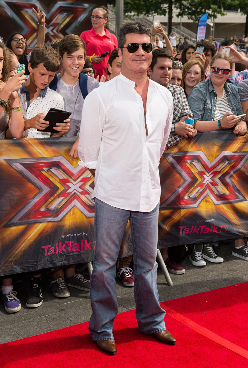 Image: X Factor - Wembley Arena Auditions