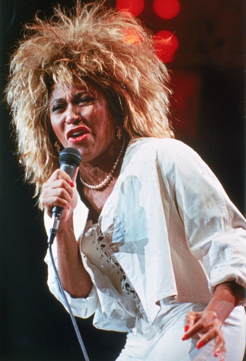 tina turner hairstyles : Tina Turner Hair Cut Short Hairstyle 2013