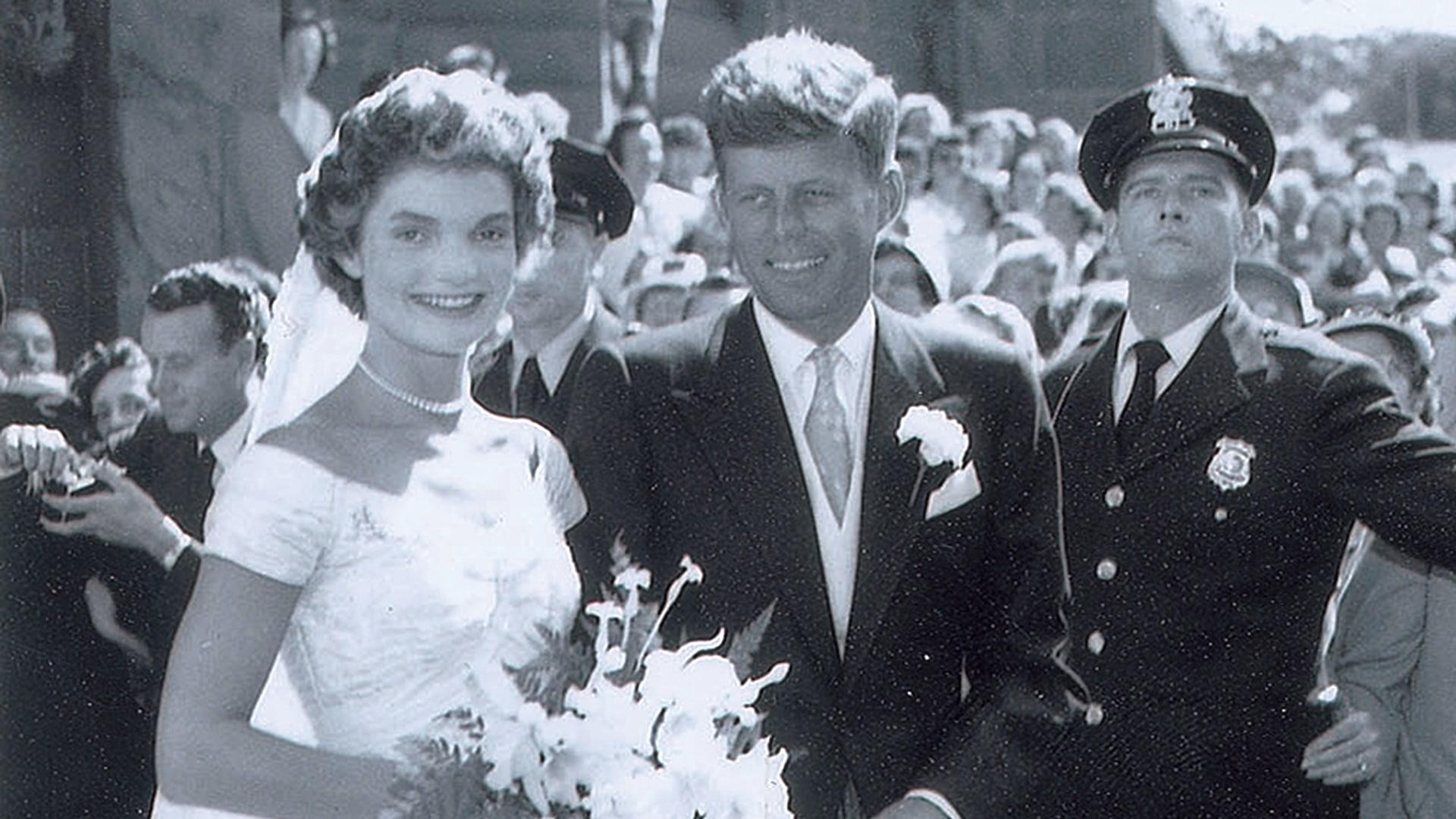 Kennedy Wedding Cake