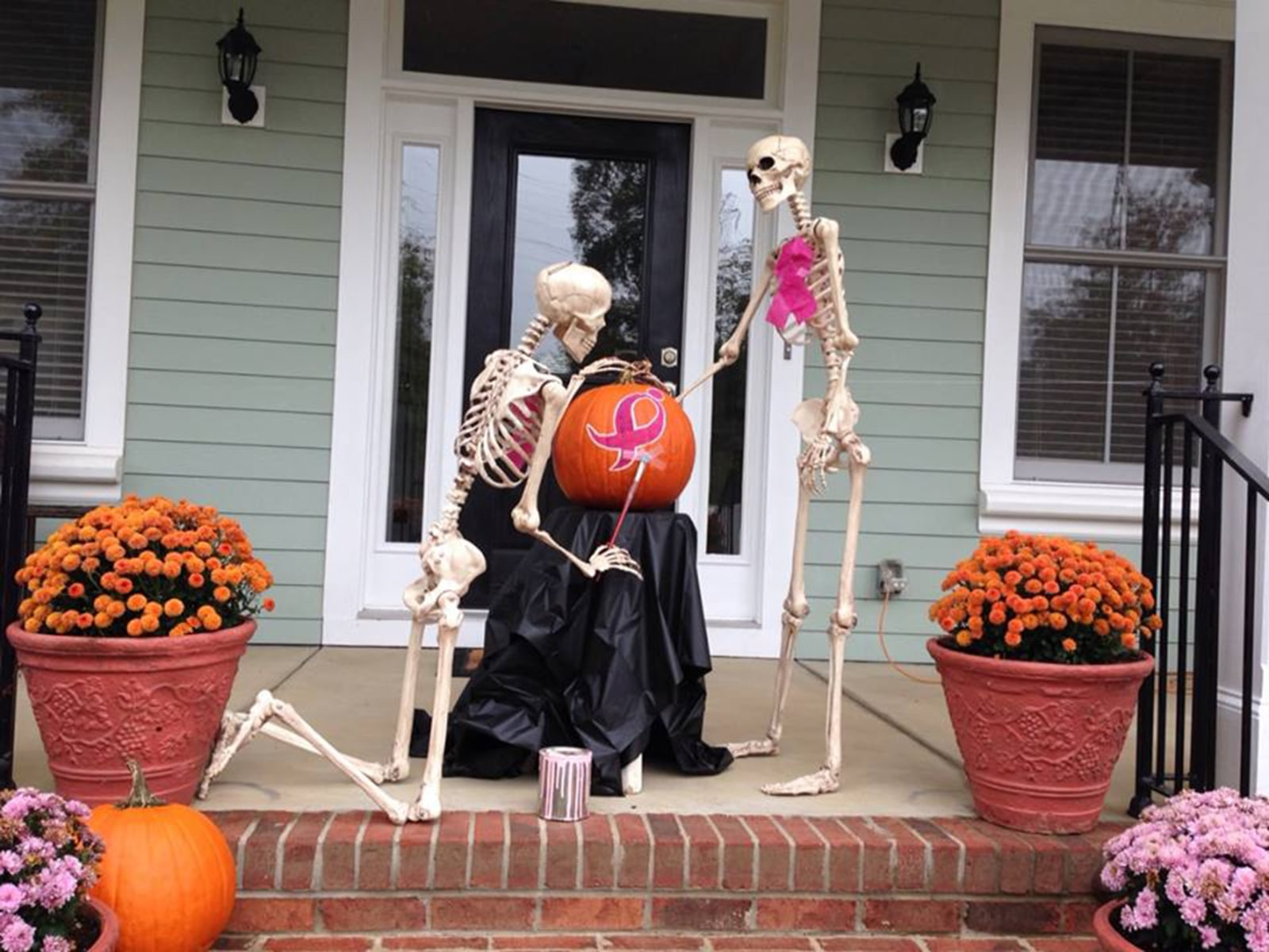 39 Baxter Skeletons 39 Rule Halloween South Carolina 39 S