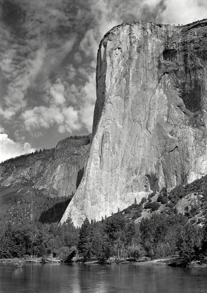 Ansel Adams Yosemite and the Range of Light ck11
