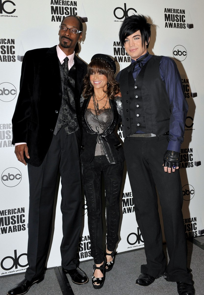 Image: 2009 American Music Awards Press Conference