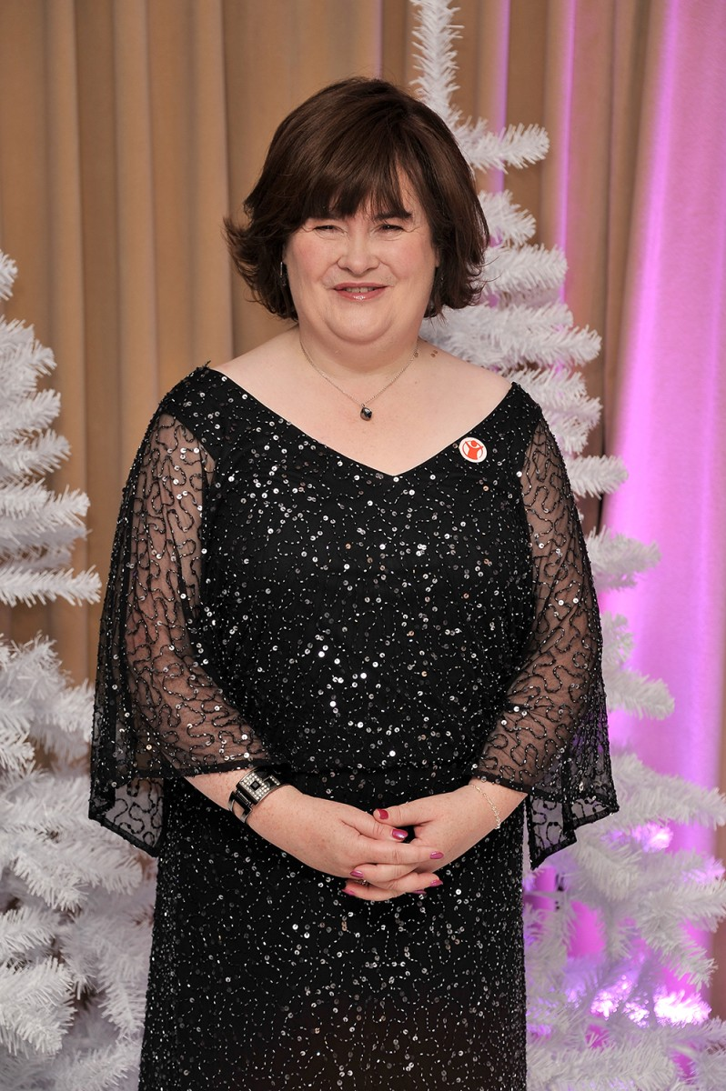 Susan Boyle & Syco Music Make Special Announcement