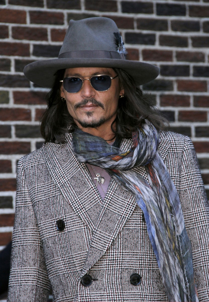 Johnny Depp is engaged, he confirms to TODAY's Savannah ... Johnny Depp