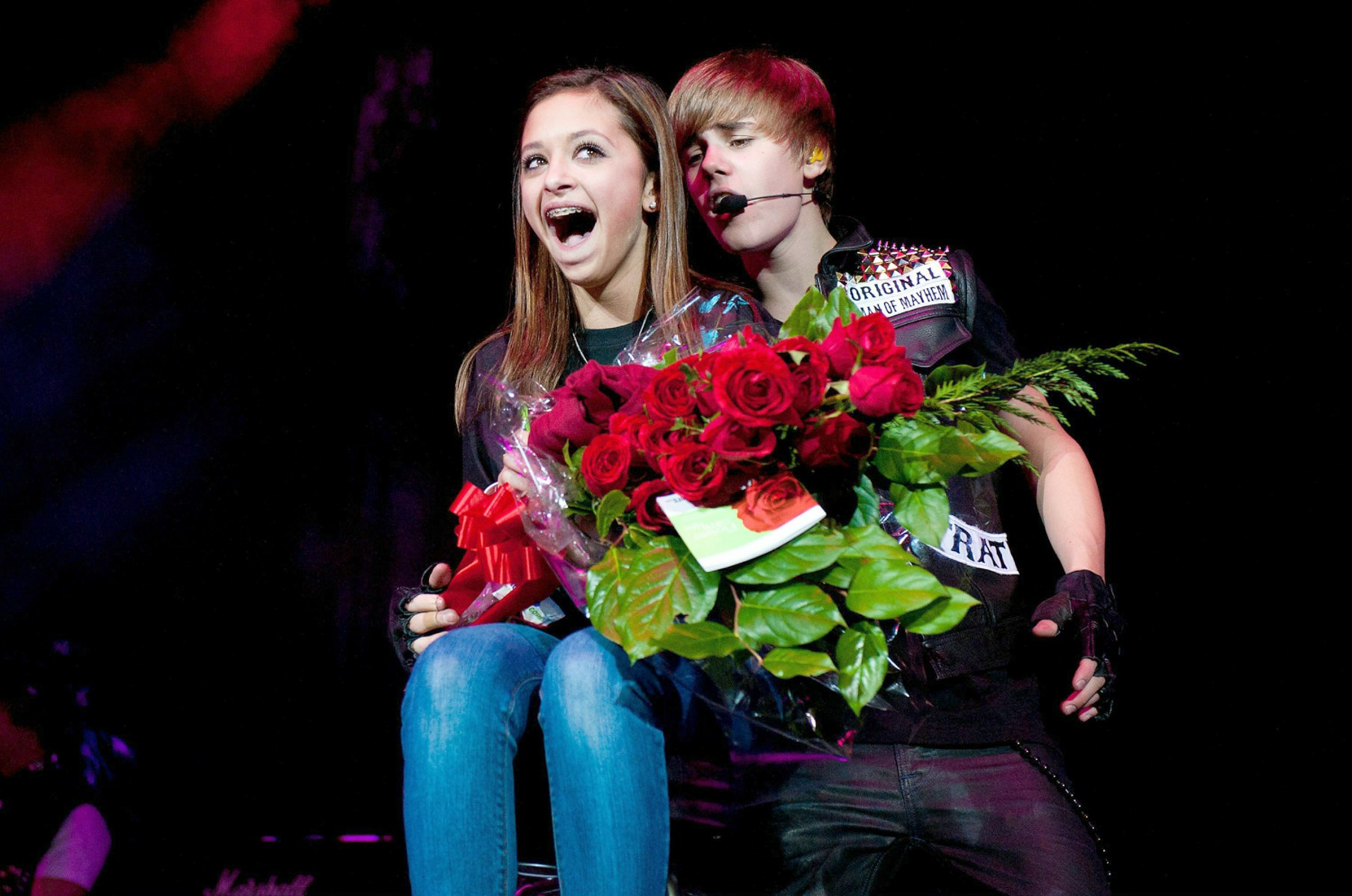 bieber single catholic girls Justin bieber has made some  high school grades in interview with martha  bieber also confessed in the interview that he's currently single at.