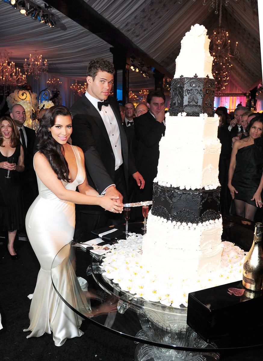 Wedding Of Kim Kardashian And Kris Humphries