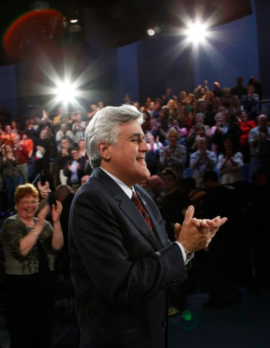 Image: The Tonight Show with Jay Leno