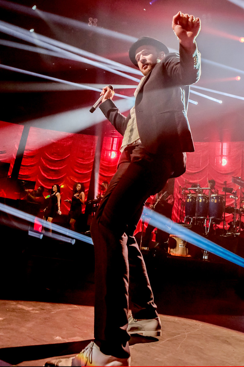 Image: iTunes Festival 2013 Day 29 - Justin Timberlake