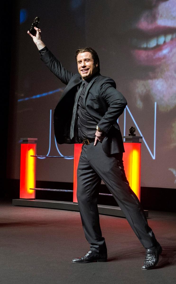 Image: John Travolta turns 60 years of age