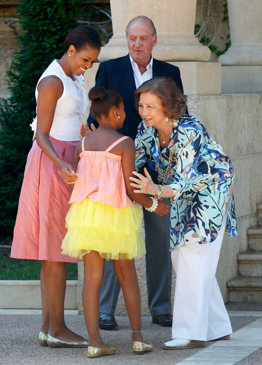 Obama girls dating