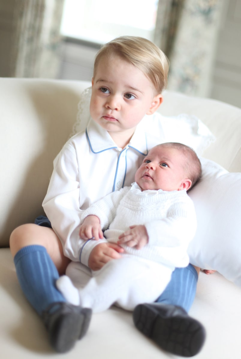 Prince William, Duchess Kate release new Christmas photos of