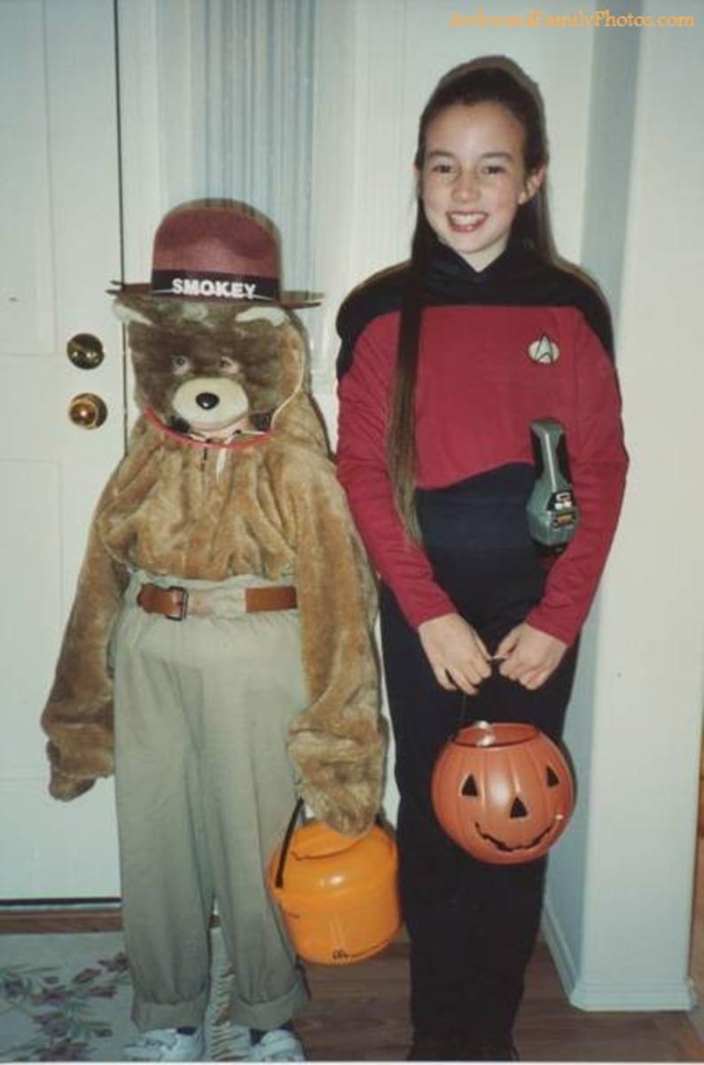 awkward halloween photos todaycom