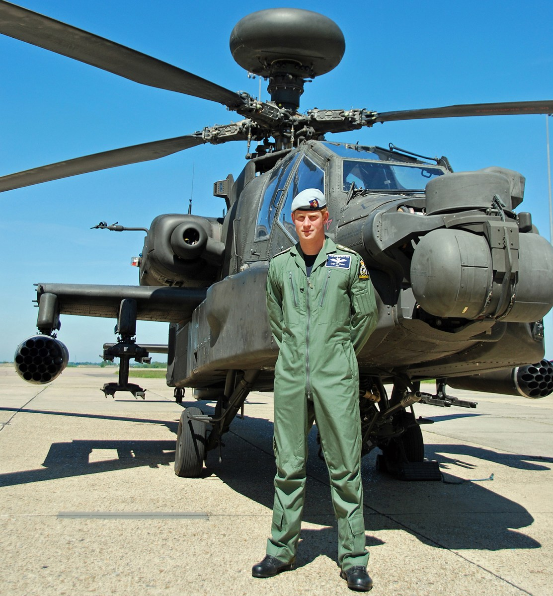 how to become an apache pilot