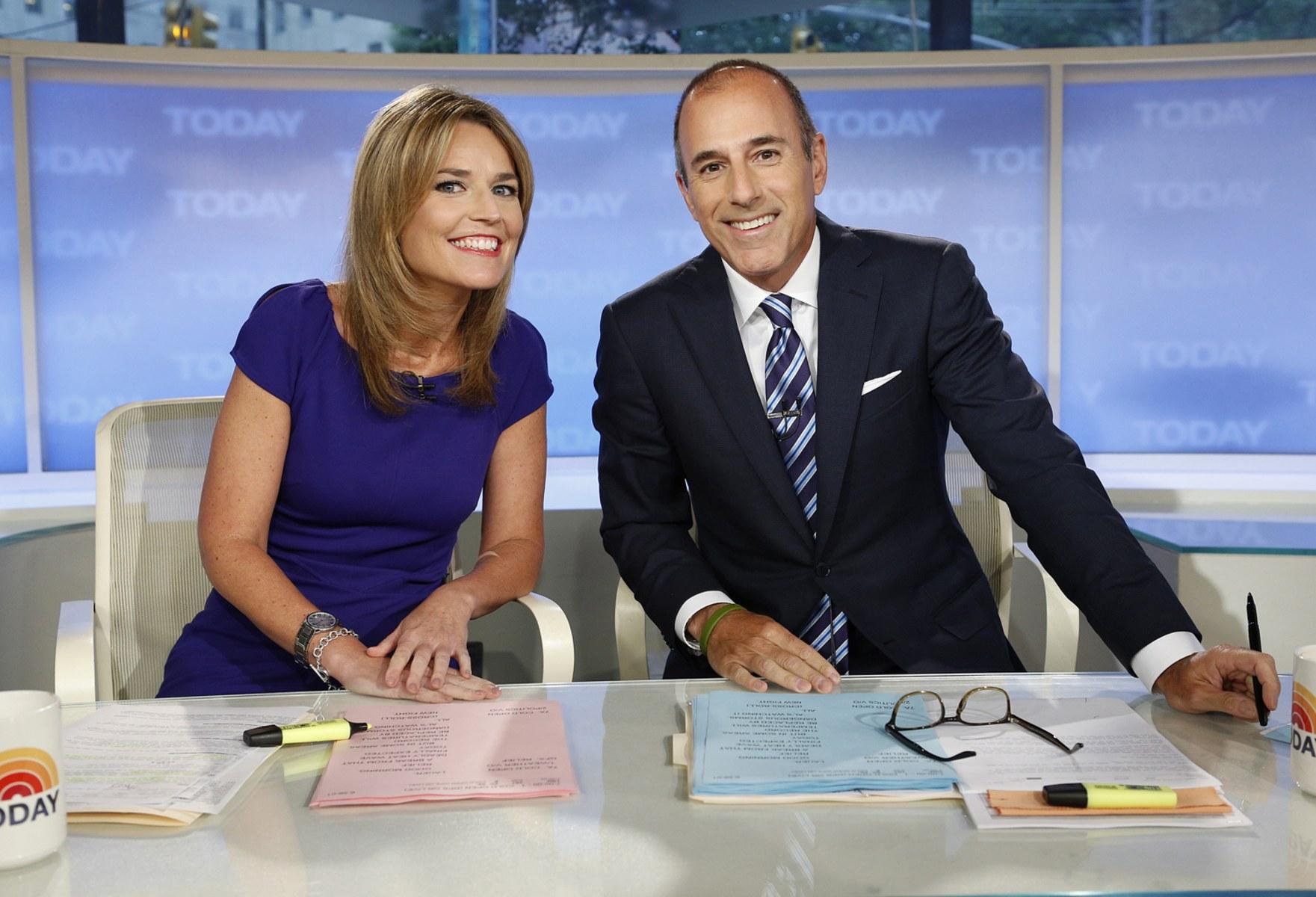 Savannah Guthrie, co-anchor - TODAY.com